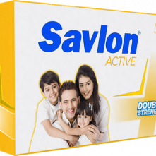 ACI Savlon Active Antiseptic Soap 100 gm
