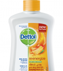 Dettol Handwash Re-energize Liquid Soap Pump 200 ml