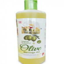 Mariati Olive Massage Oil Vitamin A&E – 500ml