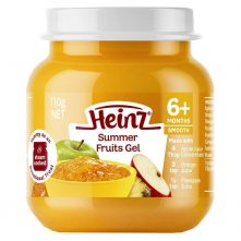Heinz Baby Food – Summer Fruits Gel (6+ Months)