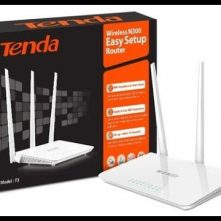 Tenda N300 Wireless  Easy Setup Router